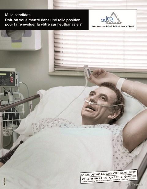 Euthanasia campaign-François Bayrou